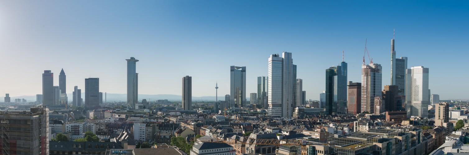 Frankfurt Skyline Foto Epizentrum CC BY-SA 3.0
